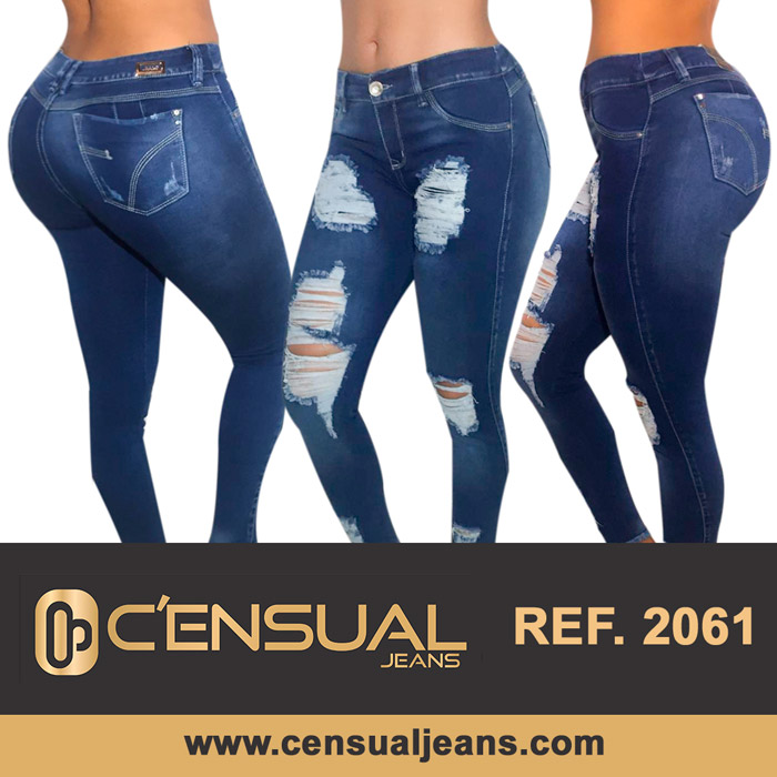 Censual Jeans - REF 029