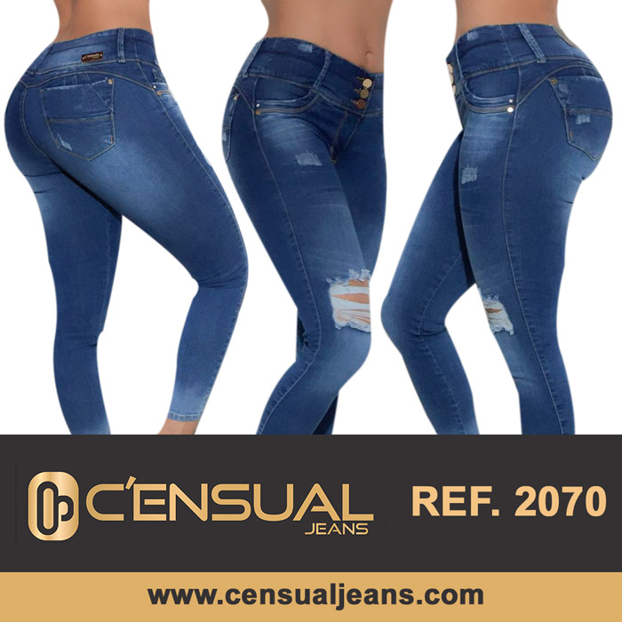 Censual Jeans - REF 038