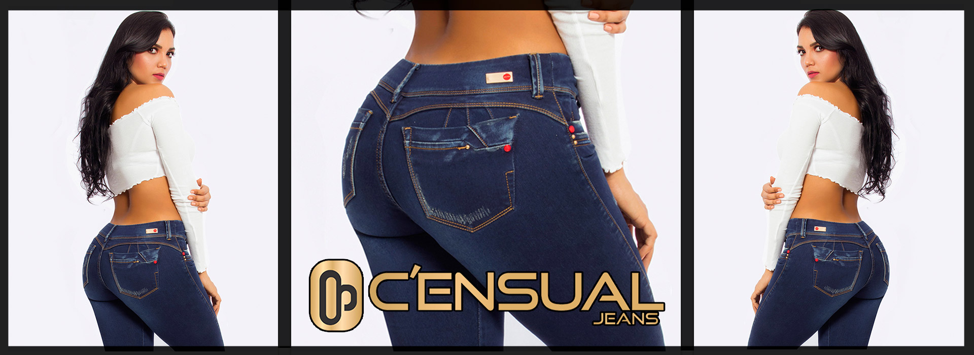 Censual Jeans - Fabricante de Jeans colombianos